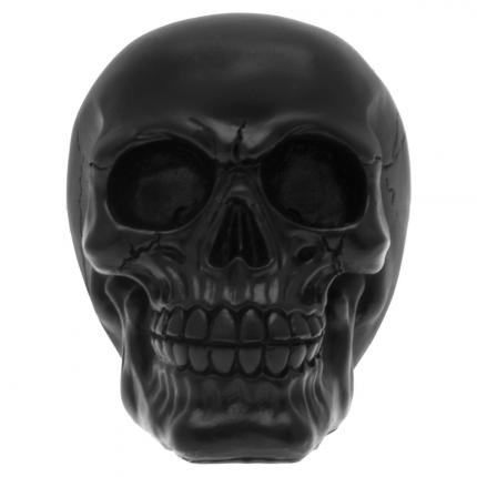 Gothique Crâne Cercueil Déco Irlandais Crâne Avec Amovible Cylindre